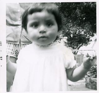 1955 Early Bustillos Years: Michaela