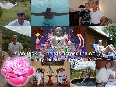 Alan dear friend you are already missed