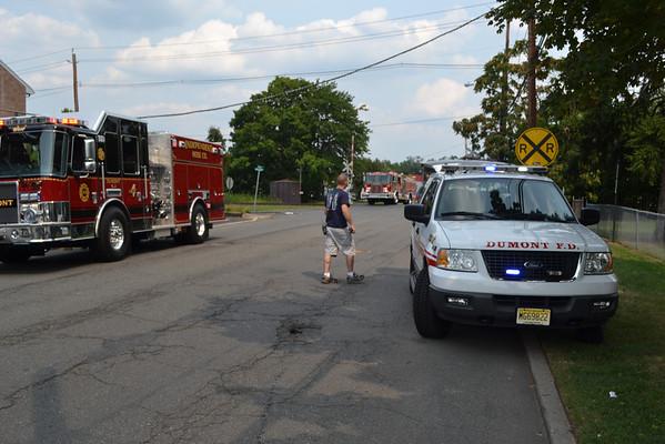 08/17/12 - Dumont, NJ - Kitchen Fire
