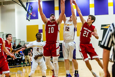 HS Sports - DeForest Boys Basketball [d] Feb 16, 2016