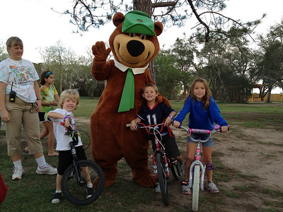 Yogi Bear's Jellystone Park- November 2011