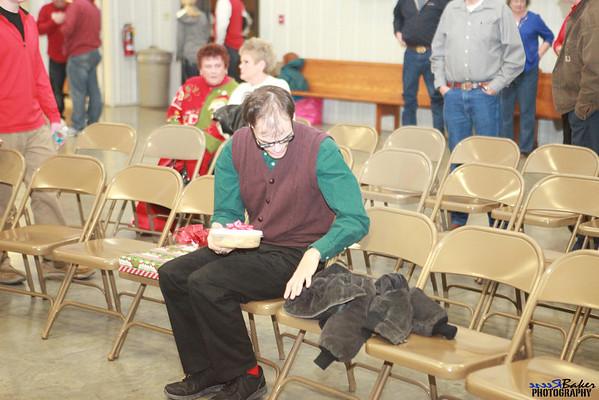 2013 Fredonia CP Church Christmas Share