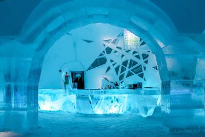 IceHotel in Kiruna
