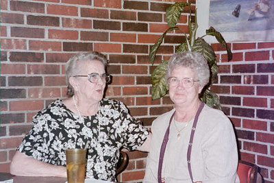 1999 November - Granny's Birthday