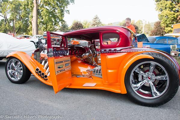 26th Annual Adirondack Nationals Car Show