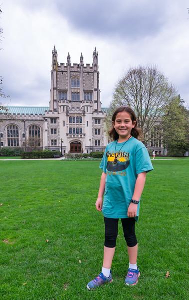 Stella at Vassar 2019