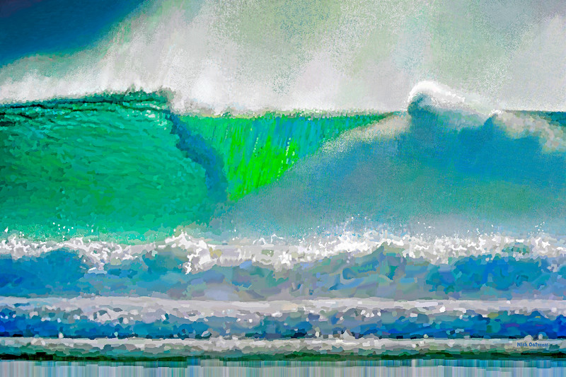 Windy Surf