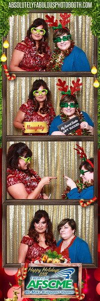 Local 2311 AFSCME's Holiday Party