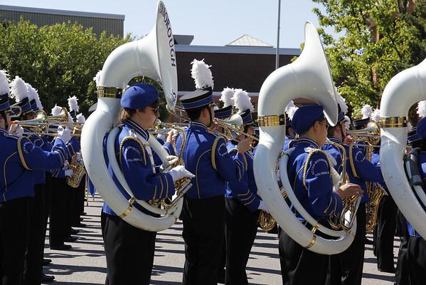 Marching Band Parades