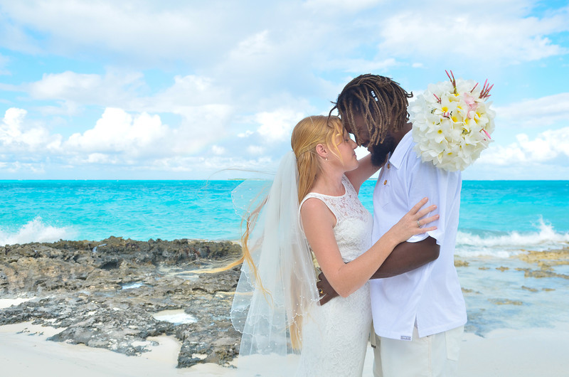 Tamara and Johnathan Wedding