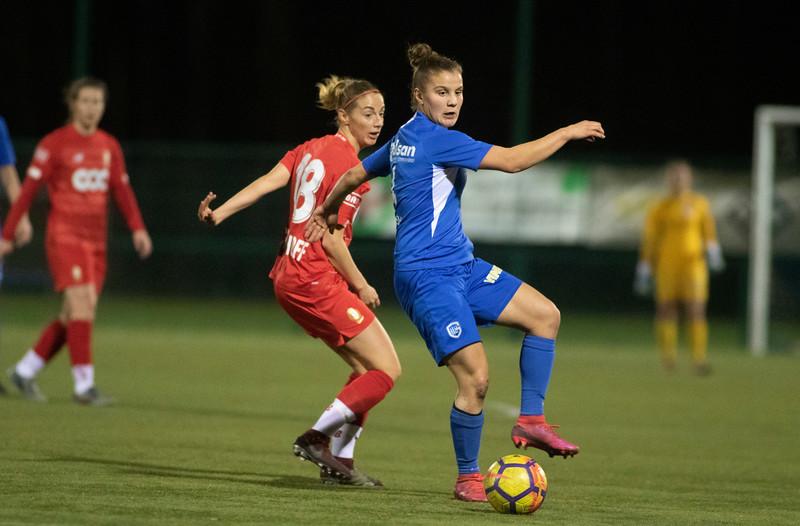 KRC Genk Ladies - Standard De Liege