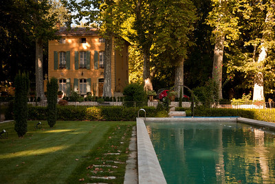 Our Accomadations - Pavillon de la Torse in Aix en Provence