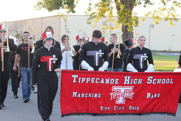 THS Homecoming Parade and Festivities 2013