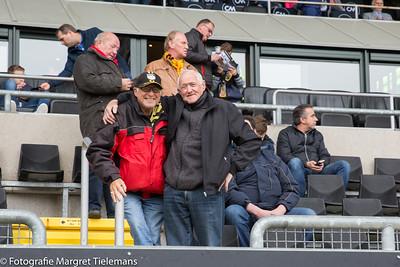 NAC-Heerenveen een heerlijke wedstrijd