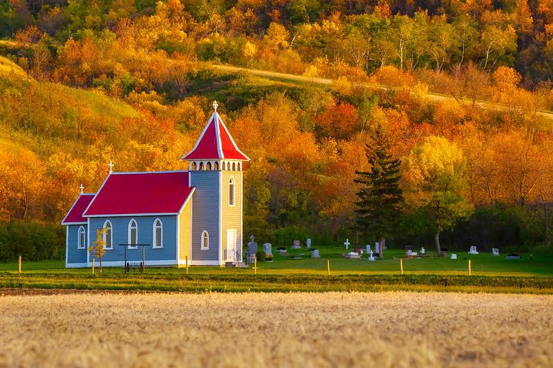 Saint Nicholas' Kennel Anglican Church