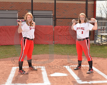 Rock Hill Softball Press Day