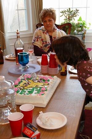 Julia's 9th Birthday