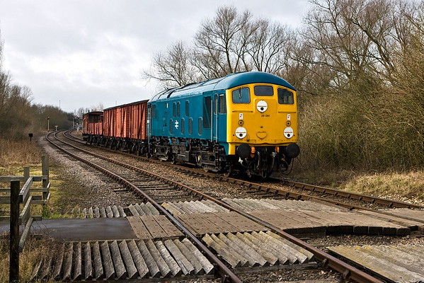 Nene Valley Railway (23/02/2008)