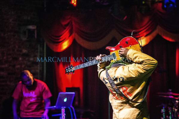 Wyclef Jean @ Brooklyn Bowl (Tue 3/22/16)