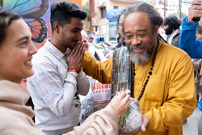 WEEK 3 (25.02 - 03.03) - Moments with Mooji