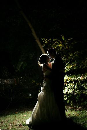 Caroline & Joshua at Brookside Gardens, MD
