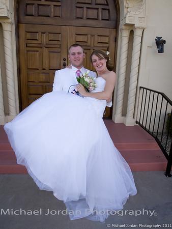 Eric and Stephanie - Wedding