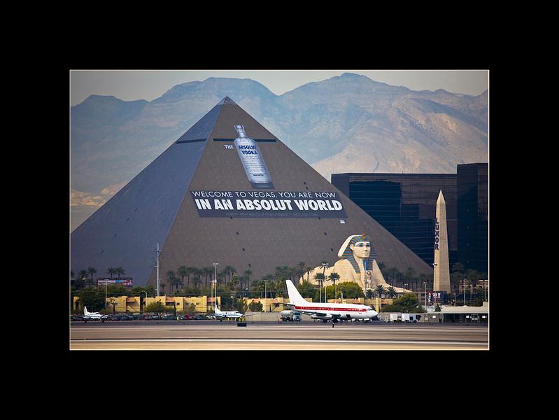 Luxor Hotel and Casino, Las Vegas, Nevada