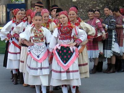 Zagreb, Croatia  - April 2007