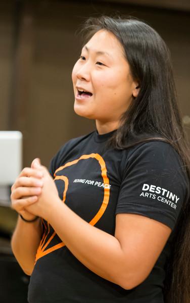 Christina Chan of Destiny Arts Center