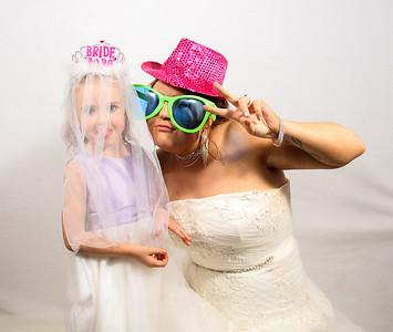 Mr & Mrs Smith Wedding - Backdrop