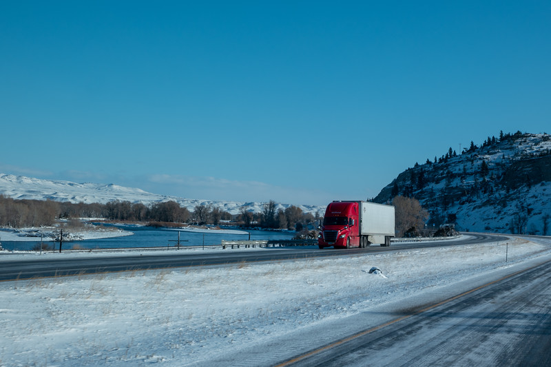 Holland Truck Greycliff, MT