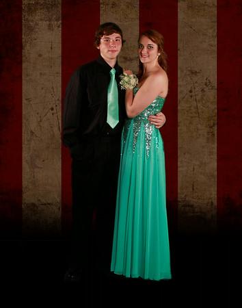 Caleb King RHS Prom 2014