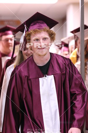 2018 Winamac Community High School Graduation