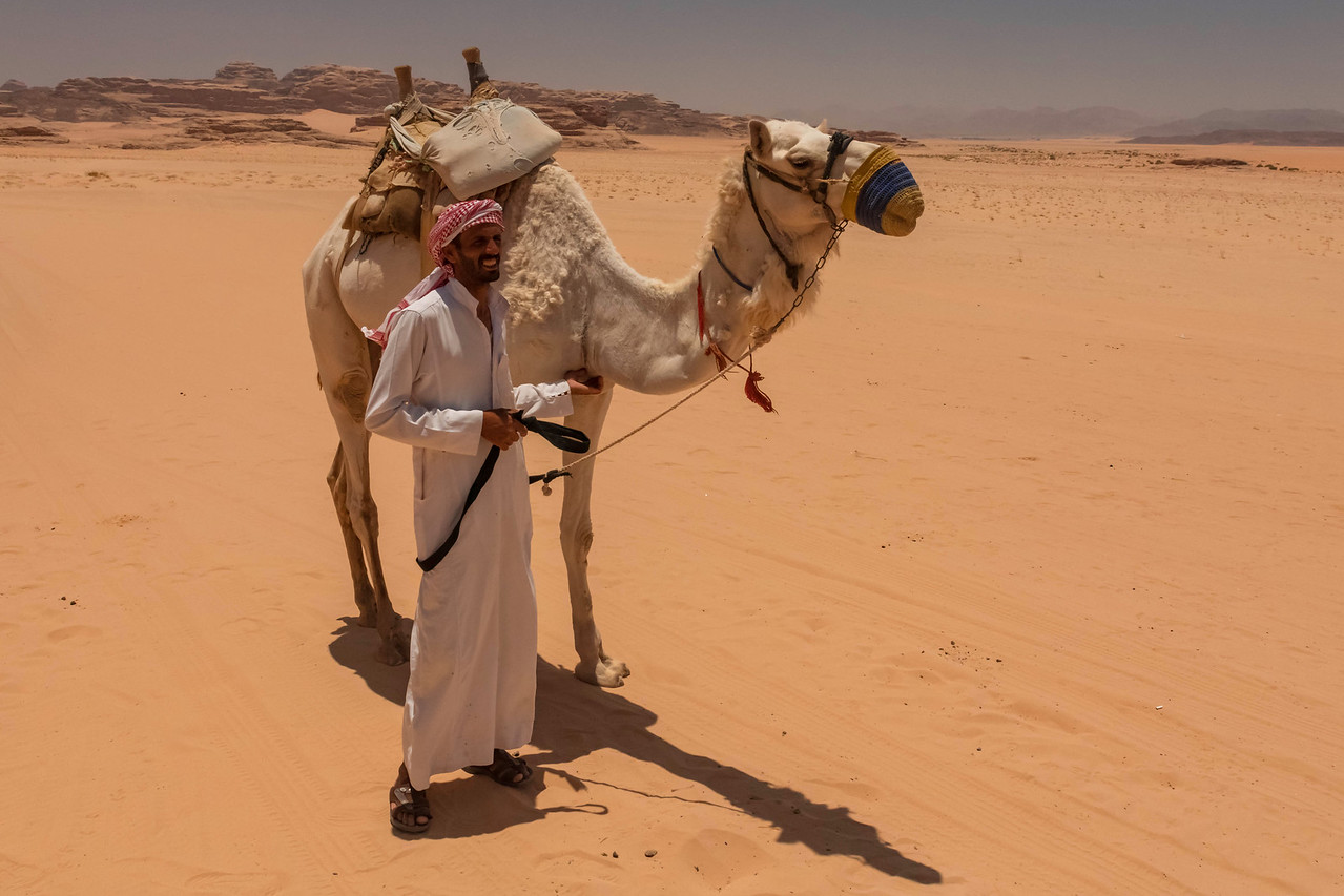 Camel Ride, Anyone?