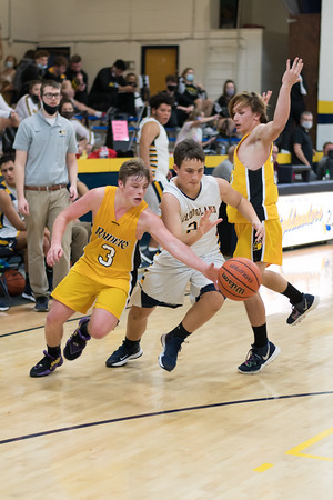 2020-12-11 - Sullivan North JV Boys vs Cloudland @ Cloudland