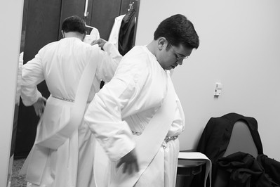 Ordination to the Priesthood - 2015