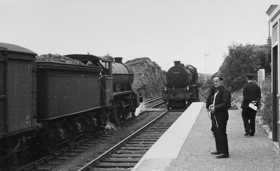 LNER Steam on the West Highland Line August 1959