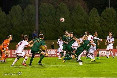 UW Sports - Men's Soccer - Sept 26, 2017