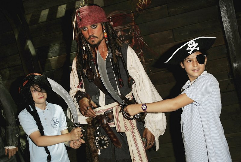 """. <p>10. (tie) TALK LIKE A PIRATE DAY <p>Why would anyone want to talk like Bill Mazeroski, anyway? (previous ranking: unranked) <p><b><a href=\'http://newsfeed.time.com/2013/09/18/arrrggg-you-serious-how-to-truly-talk-like-a-pirate/\' target=\""""_blank\""""> HUH?</a></b> <p>   (Gareth Cattermole/Getty Images)"""