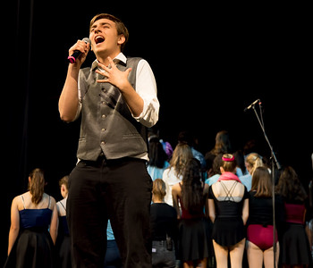 OPHS Choir Broadway March 6 2020
