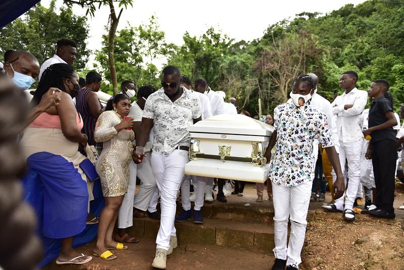 """Sean """"Joe"""" Williams Funeral"""