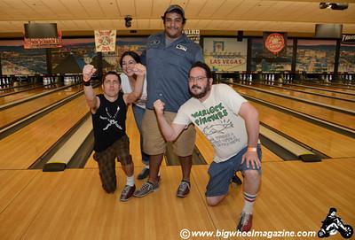 The Soakers - Squad 1 - Punk Rock Bowling 2012 Team Photo - Sam's Town - Las Vegas, NV - May 26, 2012