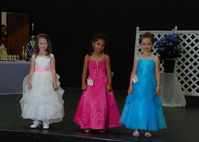 Miss Spirit of Relay 5yrs & Kindergarten