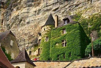 La Roque Gagaec & Castelnaud La Chapelle Area