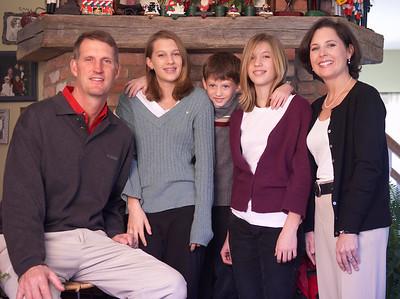 Warne Family Portraits