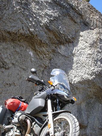 2006.09.15 Montana, Wyoming, Alberta, Idaho ride
