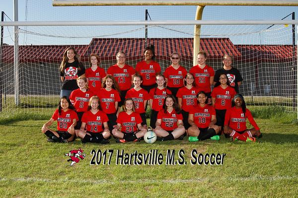 2017 MS Girls Soccer