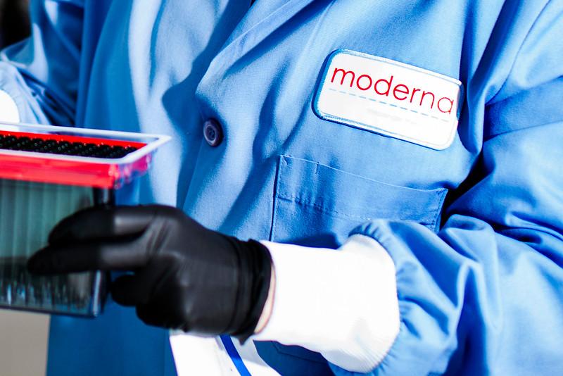 Inside Moderna's Coronavirus Vaccine