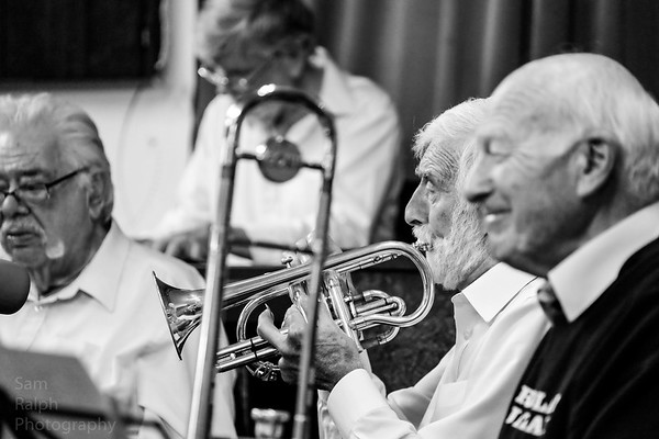 Rochdale Jazz club - Frog Island Jazz Band