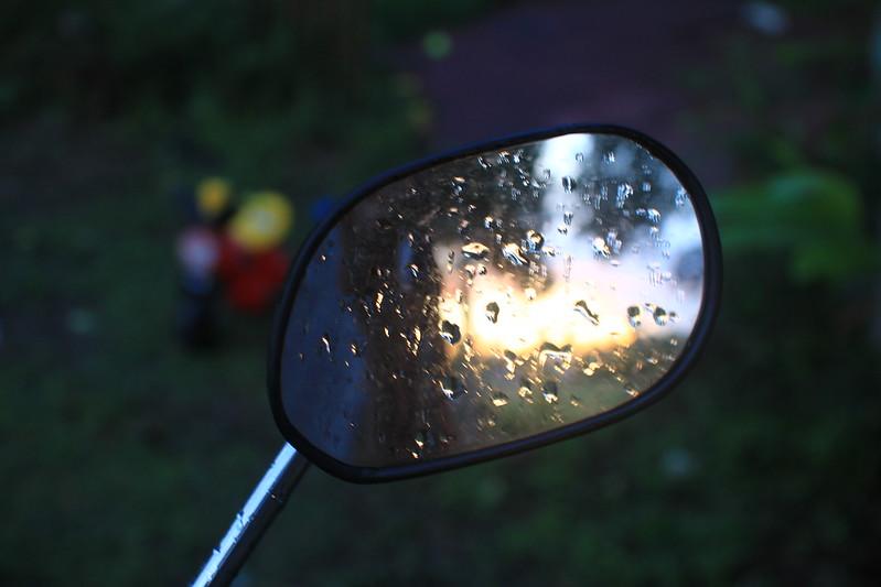 IMG_4272 sunset in mirror motorbike.JPG